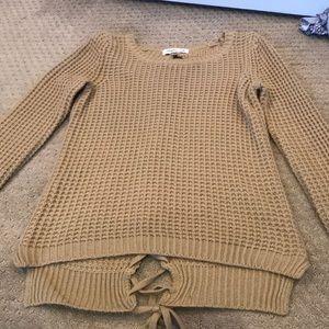 Olive & Oak Sweater!